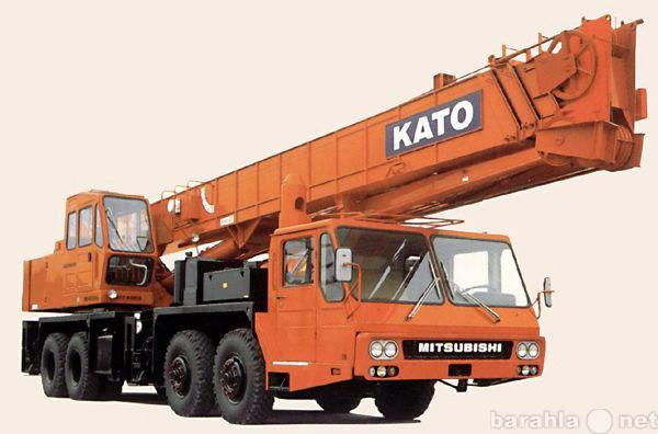 Предложение: Услуги, заказ автокрана 40 тонн