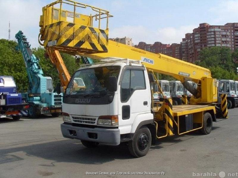 Предложение: Услуги, заказ автовышки 28 метров