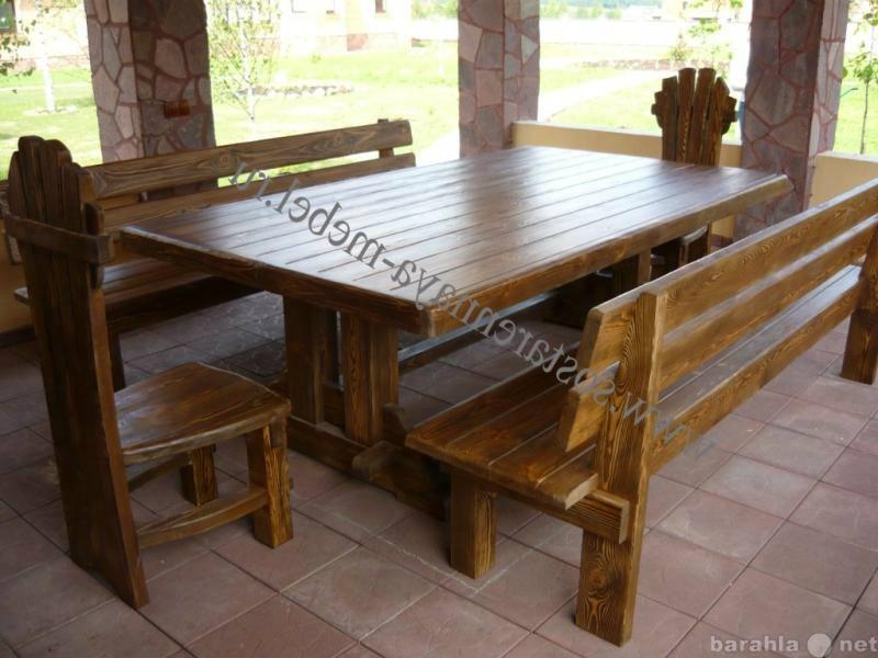 Предложение: Мебель из массива под заказ для дома, ка
