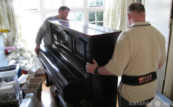 Предложение: Перевозка и настройка пианино