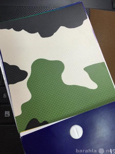Предложение: Тент камуфляж на легковой прицеп