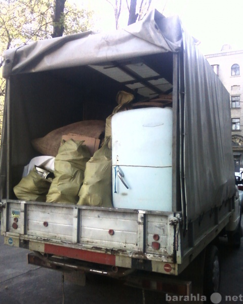 Предложение: Утилизация мебели, бытовой техники