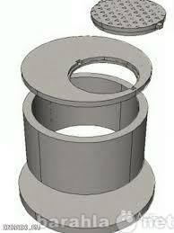Предложение: Кольца для сливных ям от производителя.