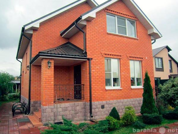 Предложение: Дома из кирпича строительство