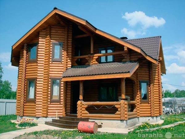 Предложение: Проекты и строительство деревянных домов