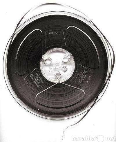Предложение: Оцифровка звука с кассет, бабин магнитоф