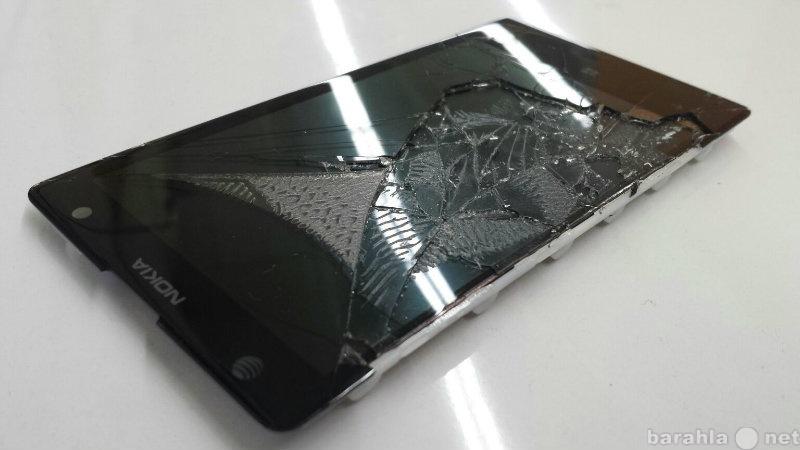 Предложение: Замена сенсорного стекла Nokia