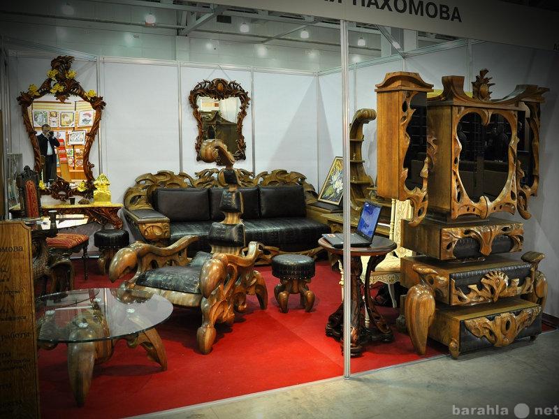 Предложение: Мебель на заказ из массива дерева