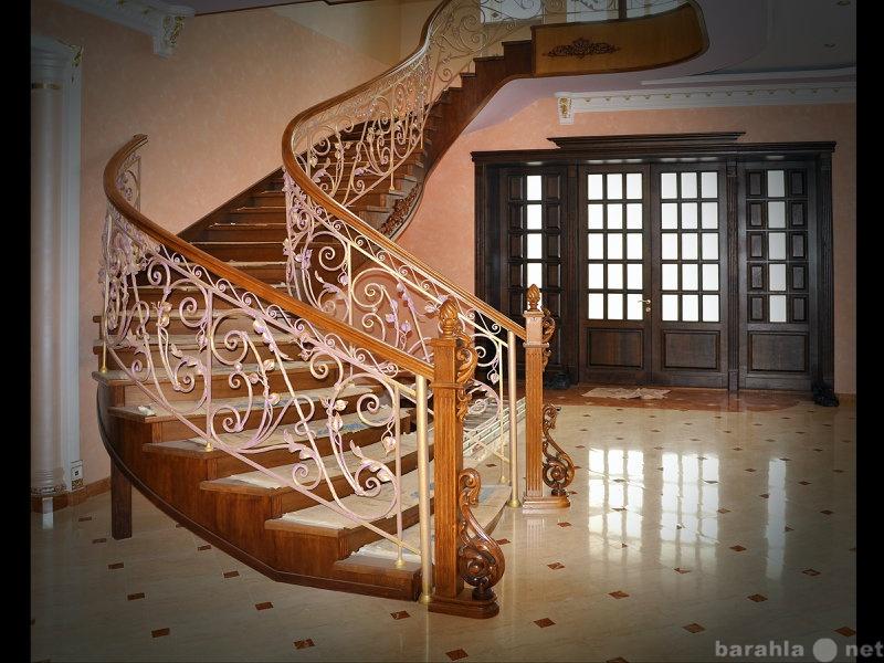 Предложение: Лестницы из массива дерева на заказ