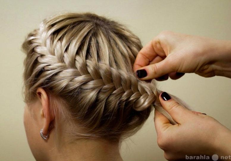 Предложение: Плетение кос,обучение,сертификат 2580307