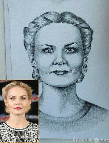 тольятти нарисовать портрет по фото саратов артиста