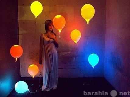 Предложение: Светящиеся воздушные шары с доставкой