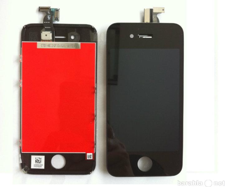 Предложение: Замена экрана и задней крышки iPhone 4