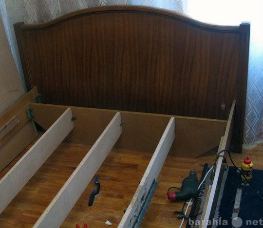 Предложение: Ремонт диванов на дому.