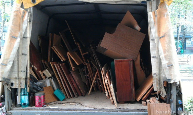 Предложение: Недорогой вывоз мебели, быт.техники