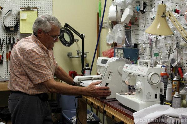 Предложение: Ремонт швейных машин