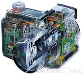 Предложение: Ремонт фотоаппаратов