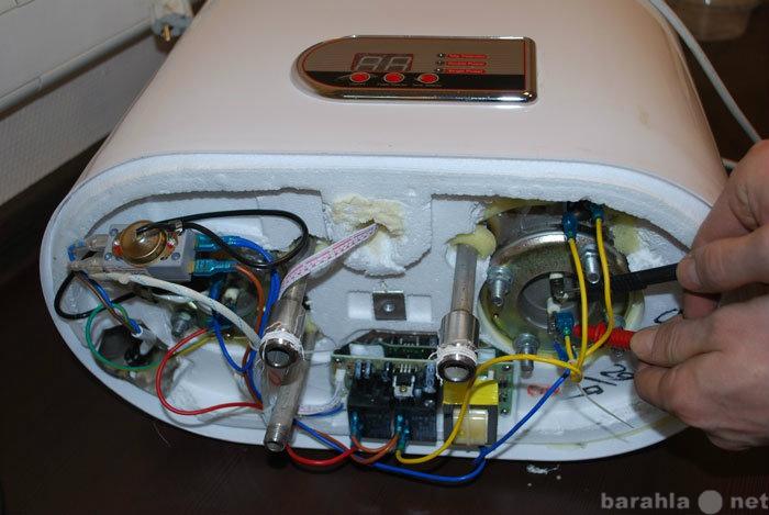Предложение: Ремонт водонагревателей и газовых котлов