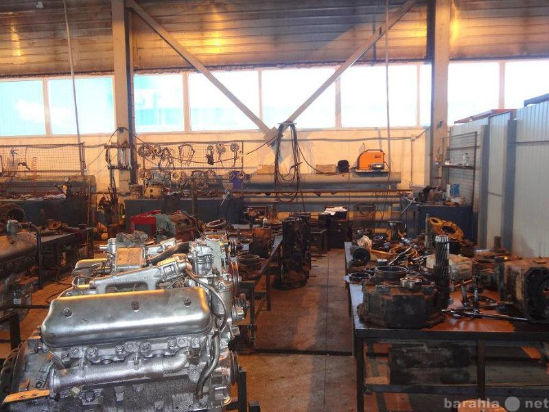 Предложение: Ремонт грузовой и спецтехники. СТО