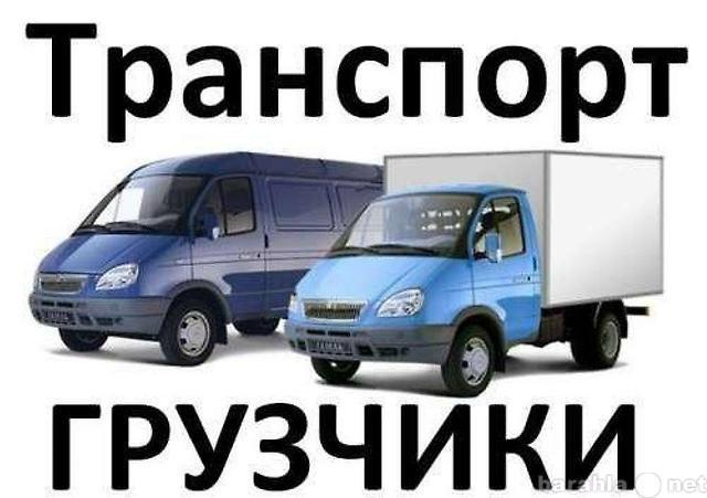 Предложение: Грузоперевозки и услуги грузчиков