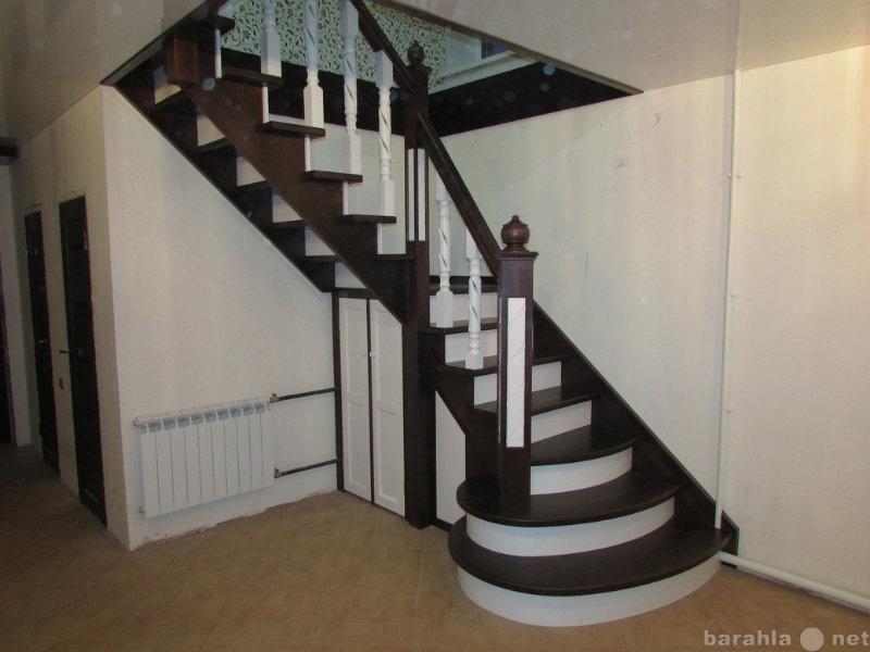 Предложение: Лестницы под ключ