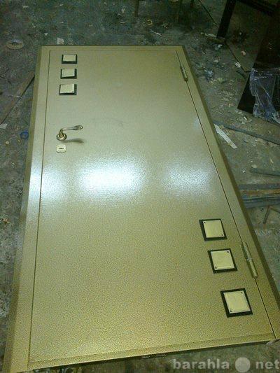Предложение: Изготовление металлических дверей