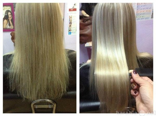 Предложение: Красота волос