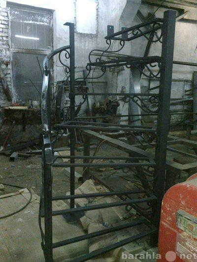 Предложение: Изготовление металлических лестниц