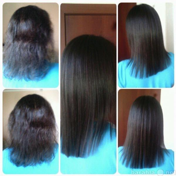 чем мажут волосы после выпрямления волос