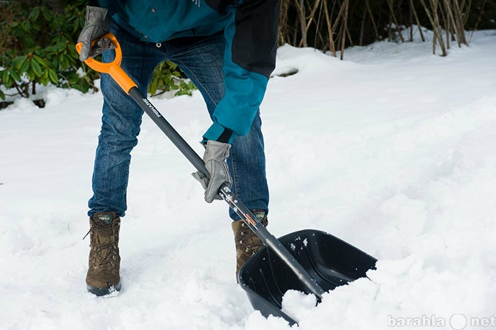 Предложение: Ручная чистка снега
