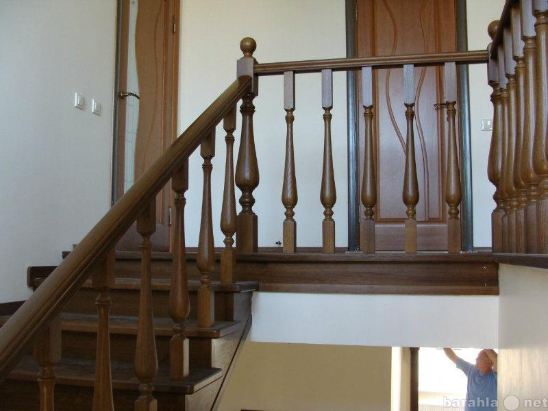 Галерея фото деревянных лестниц в ставрополе