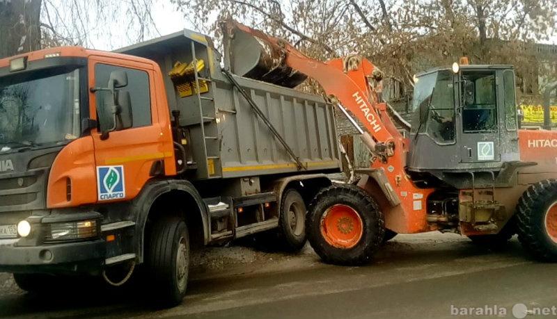 Предложение: вывоз снега в Перми