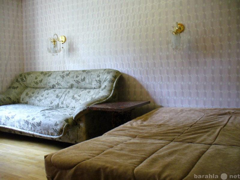 Сдам посуточно комнату