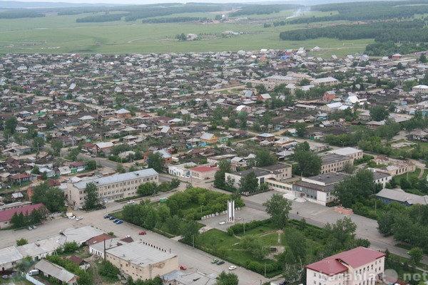 Село уйское картинки