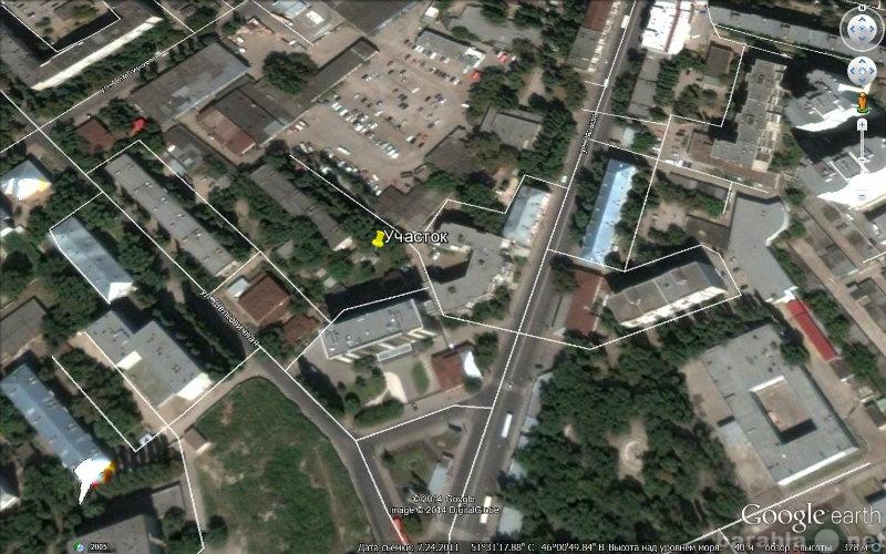 Продам: участок, 1 Чапаевский проезд,  7.5 соток