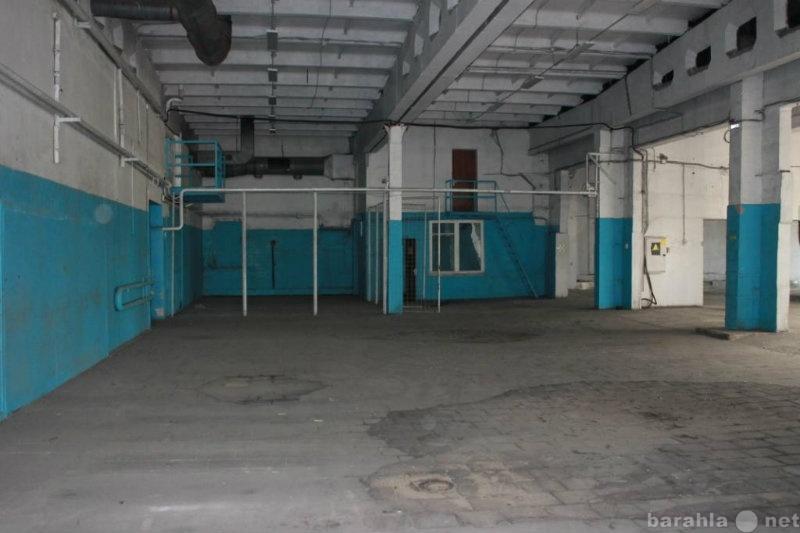Сдам: Теплое складское помещение1-я Линия, 900