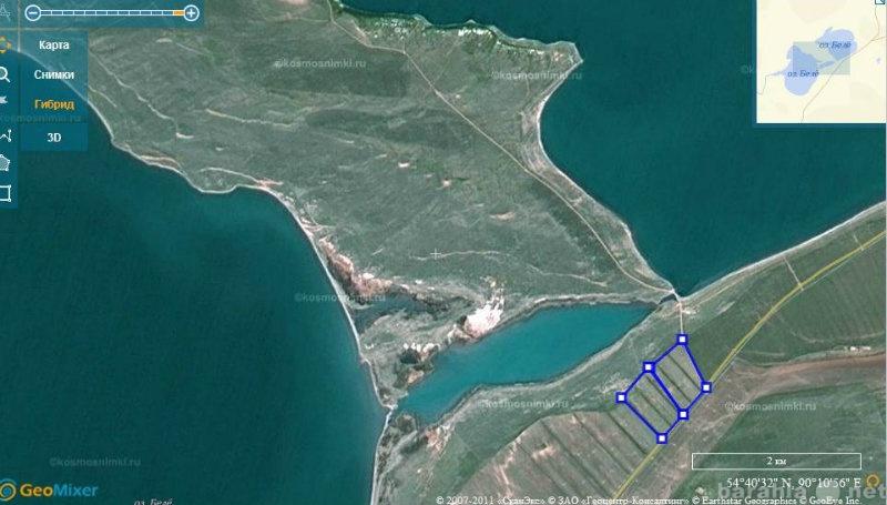 Продам: Земля на курорте озеро Белё