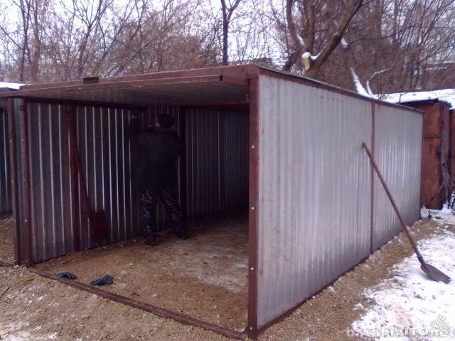 Металлический гараж муром гараж в элисте купить