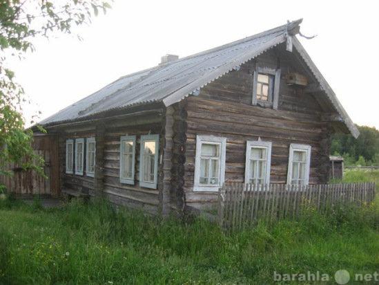 Сниму: дом с частичными удобствами