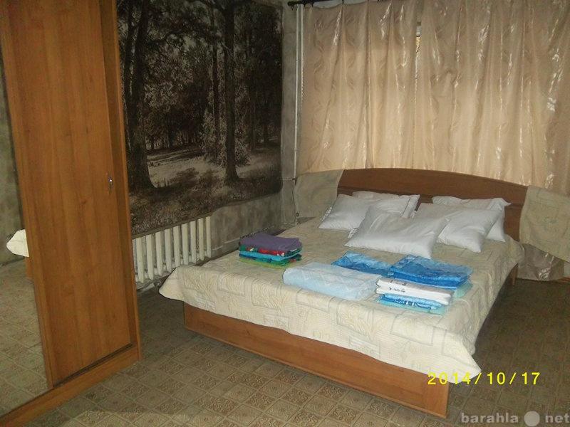 Сдам посуточно комната в семейном общежитии