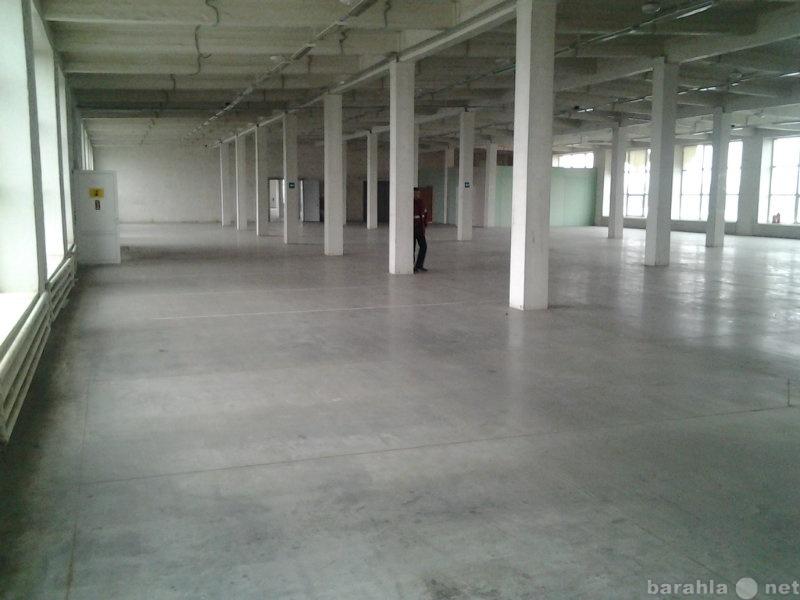 Сдам: Аренда склад от 1100м2 - 10 000м2 Зингер