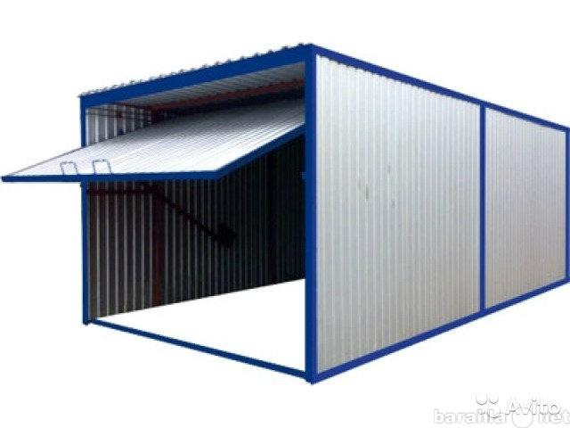 Стоимость железного гаража в воронеже гараж металлический разборный заводской размер