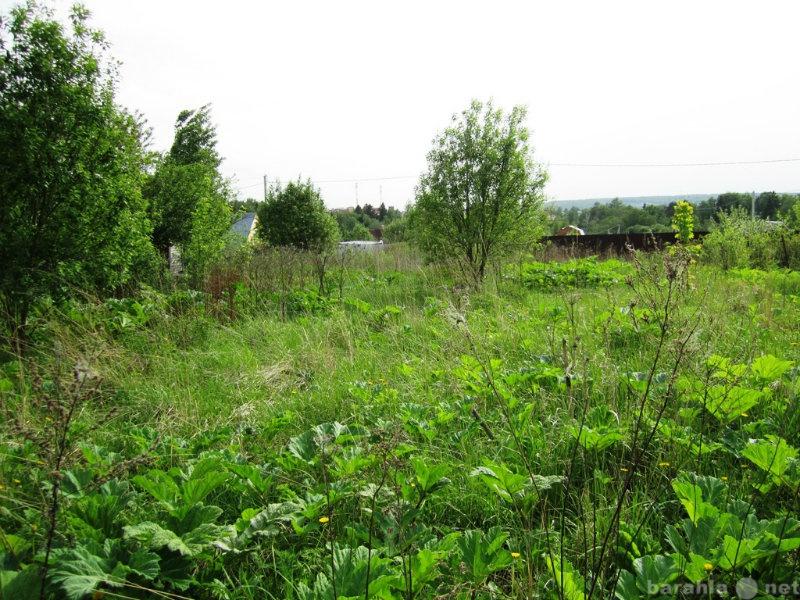 Продам: земельный участок 8 соток в д. Никульско