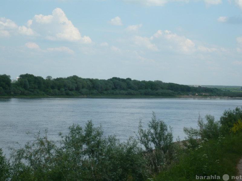 Продам: Участок с панорамным видом на реке Ока