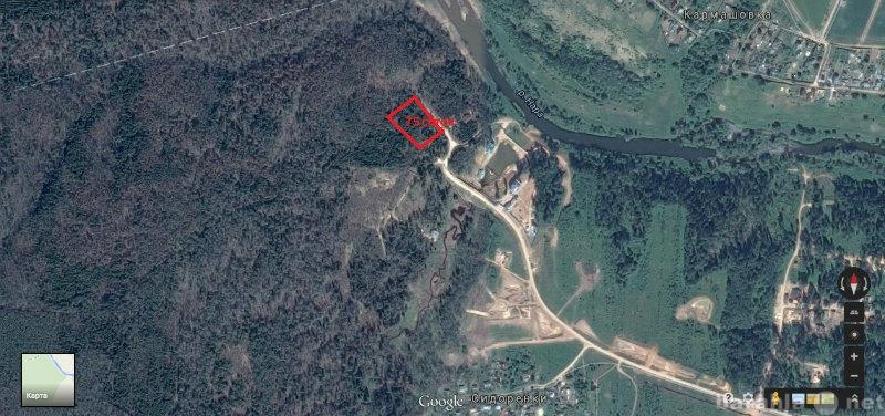 Продам: Лесной земельный участок в д. Сидоренки