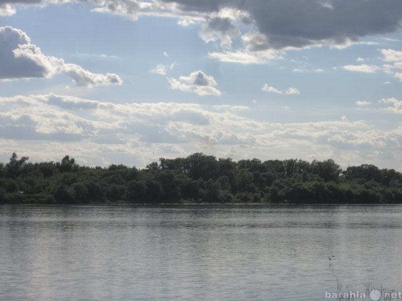 Продам: Участок на берегу реки Ока д. Лужки