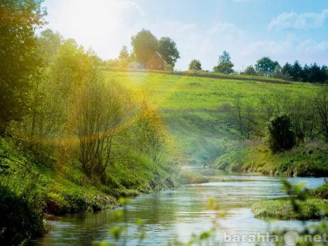 Продам: Участок на реке. 100 метров от воды