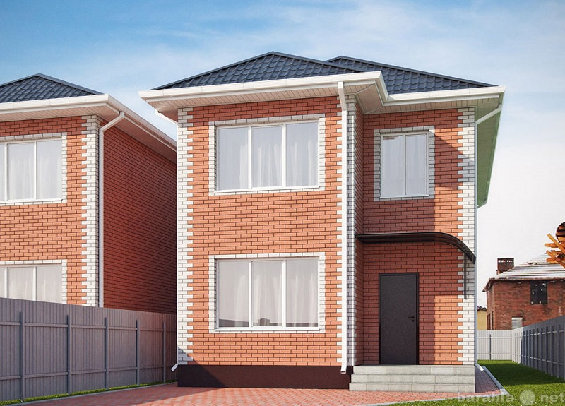 строительство домов на 2 сотках