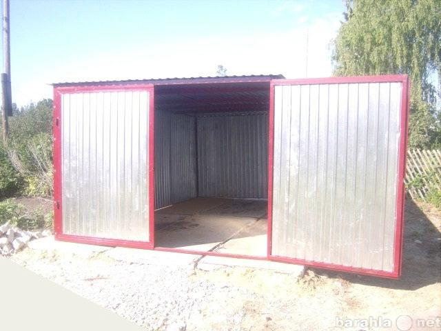 Продам гараж - ракушку
