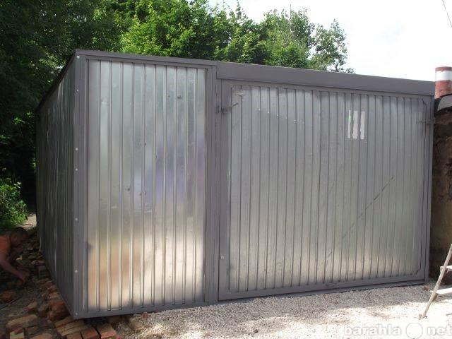 Металлический гараж в пушкино купить гараж в масловой пристани купить